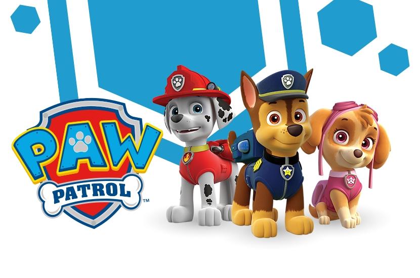 Paw Patrol ESCAPE='HTML'